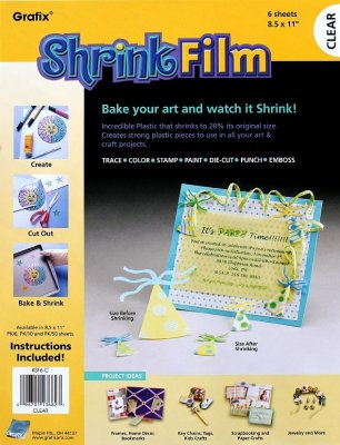 Shrink Film 6 pack - Clear