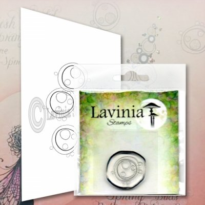 Lavinia Stamps Clear Stamps - Mini Orbs