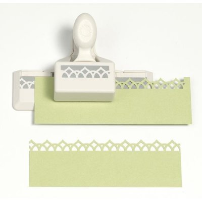 Martha Stewart Edge Wing Punch - Garden Rail