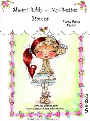 My Besties Clear Stamps - Fancy Pants Fabby