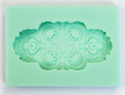 Prima Iron Orchid Art Decor Mould - Grandeur