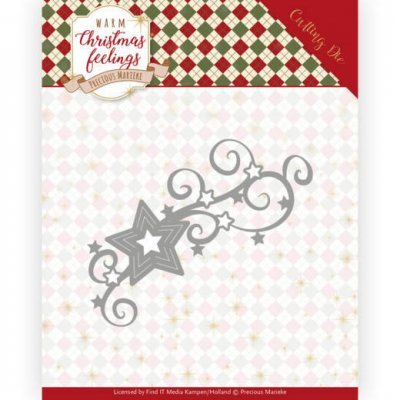 Precious Marieke Dies - Warm Christmas Feelings Christmas Swirls
