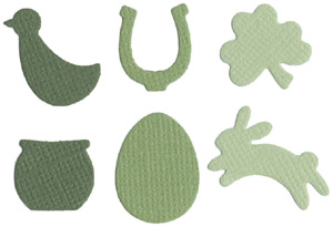 Quickutz Cookie Cutter - Spring Shapes