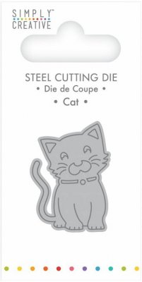Simply Creative Dies - Cat