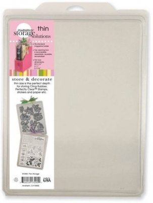 Stampendous Thin Stuftainers 8.5