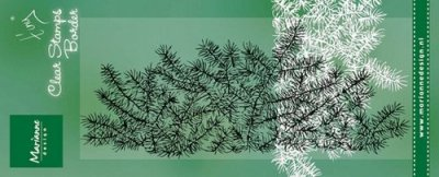Marianne Design Clear Stamp - Tinys Pine Tree Branches