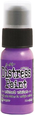 Tim Holtz Distress Paint - Wilted Violet