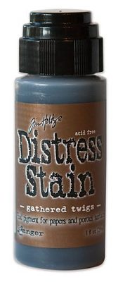 Ranger Tim Holtz Distress Stain - Gathered Twigs