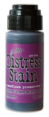 Ranger Tim Holtz Distress Stain - Seedless Preserves