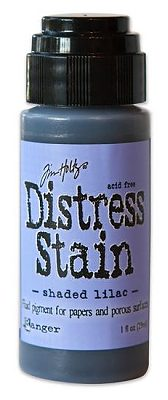 Ranger Tim Holtz Distress Stain - Shaded Lilac