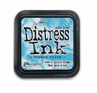 Tim Holtz - Broken China Distress Ink Pad