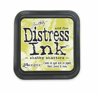 Tim Holtz - Shabby Shutters Distress Ink Pad