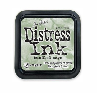 Tim Holtz - Bundled Sage Distress Ink Pad