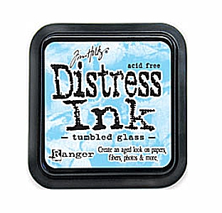 Tim Holtz - Tumbled Glass Distress Ink Pad