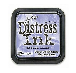 Tim Holtz - Shaded Lilac Distress Ink Pad