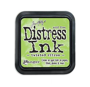 Tim Holtz - Twisted Citron Distress Ink Pad