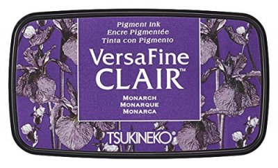 VersaFine Clair Ink Pad - Monarch