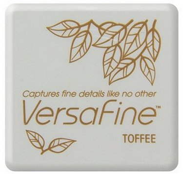 VersaFine Pigment Small Ink Pad - Toffee