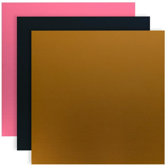 Silhouette Curio Metal Etching Sheets 3 Pack